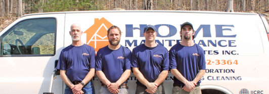 Home Maintenance Staff